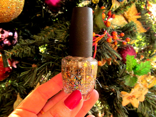 esmalte opi I reached my gold