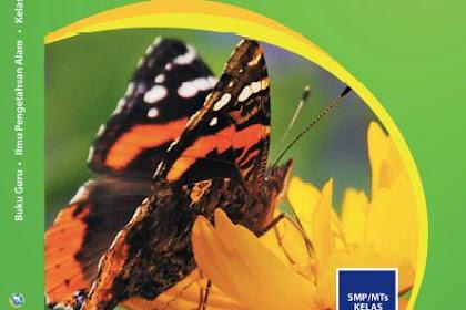 Buku Guru IPA Kelas IX SMP Kurikulum 2013 Revisi 2018