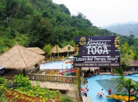Wisata Kampung Toga Sumedang, Jawa Barat