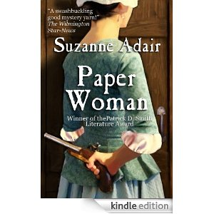 KND Kindle Free Book Alert, Tuesday, July 19: FIFTEEN (15) BRAND NEW FREEBIES IN THE PAST 24 HOURS! Search 889 FREE TITLES by Category! plus ... 17 Straight Rave Reviews for Suzanne Adair's <i><b>PAPER WOMAN </b></i>(Today's Sponsor, $3.99)