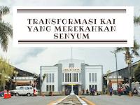 Seberkas Senyuman Untuk Kereta Api Indonesia di Masa Mendatang