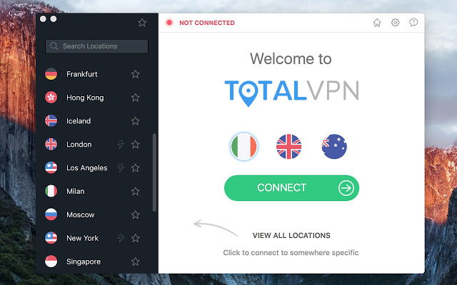 Total VPN Premium Account