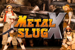 Download game Metal Slug X full free
