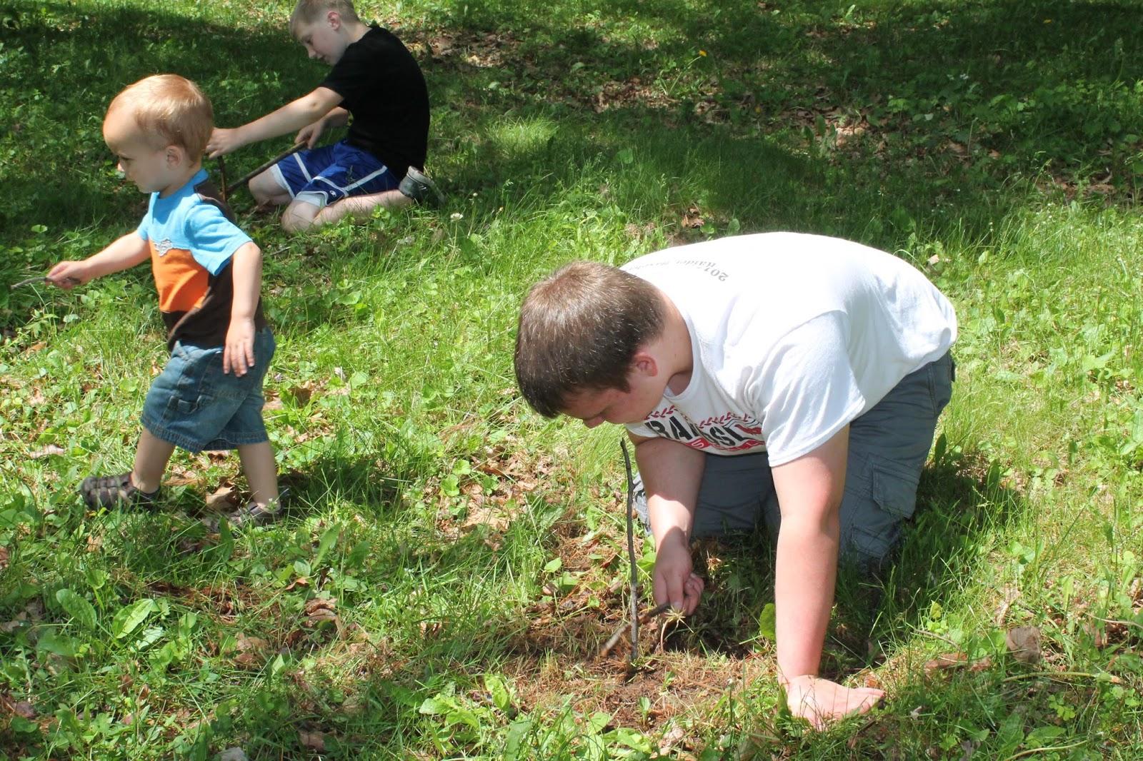 Camp Homeschool Nature Club