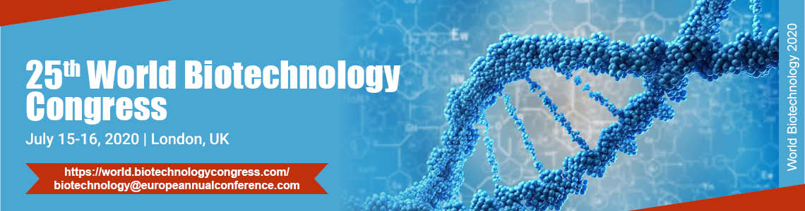 25th World Biotechnology Congress