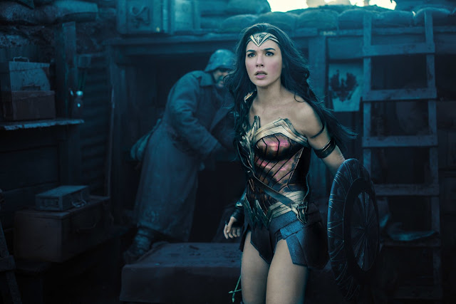 Wonder Woman Fotograma film