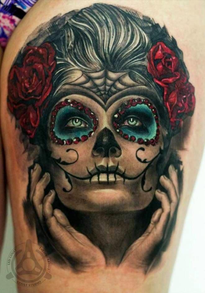 Catrina, la muerte bella. Origen, simbolismo y diseños