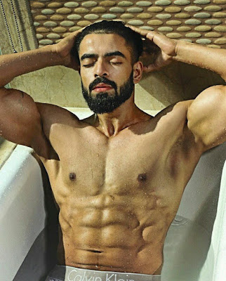 Hot Indian Male Model Sachin Bhardwaj