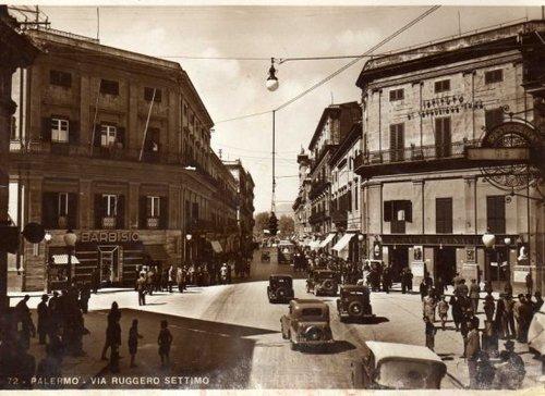 Outatype antiche fotografie di palermoold pictures of for Negozi di arredamento palermo
