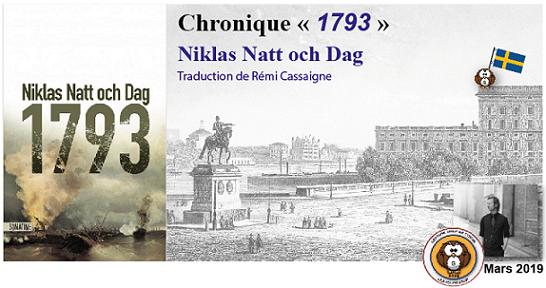 dernière sélection de 2019  économies fantastiques Léa Touch Book: 1793 - Niklas Natt och Dag