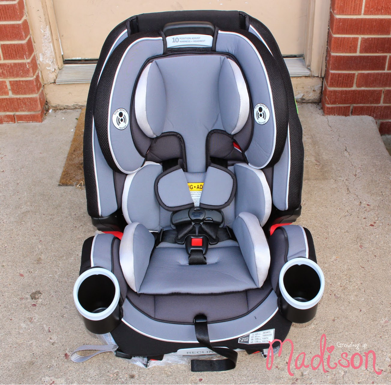 4e6b1b0279047 Graco s 4Ever All-in-One Car Seat - AnnMarie John