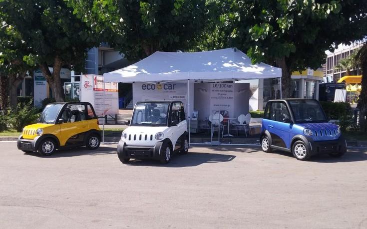 Το ελληνοκινεζικό ηλεκτρικό αυτοκίνητο που κυκλοφορεί με 1 ευρώ/100 χλμ