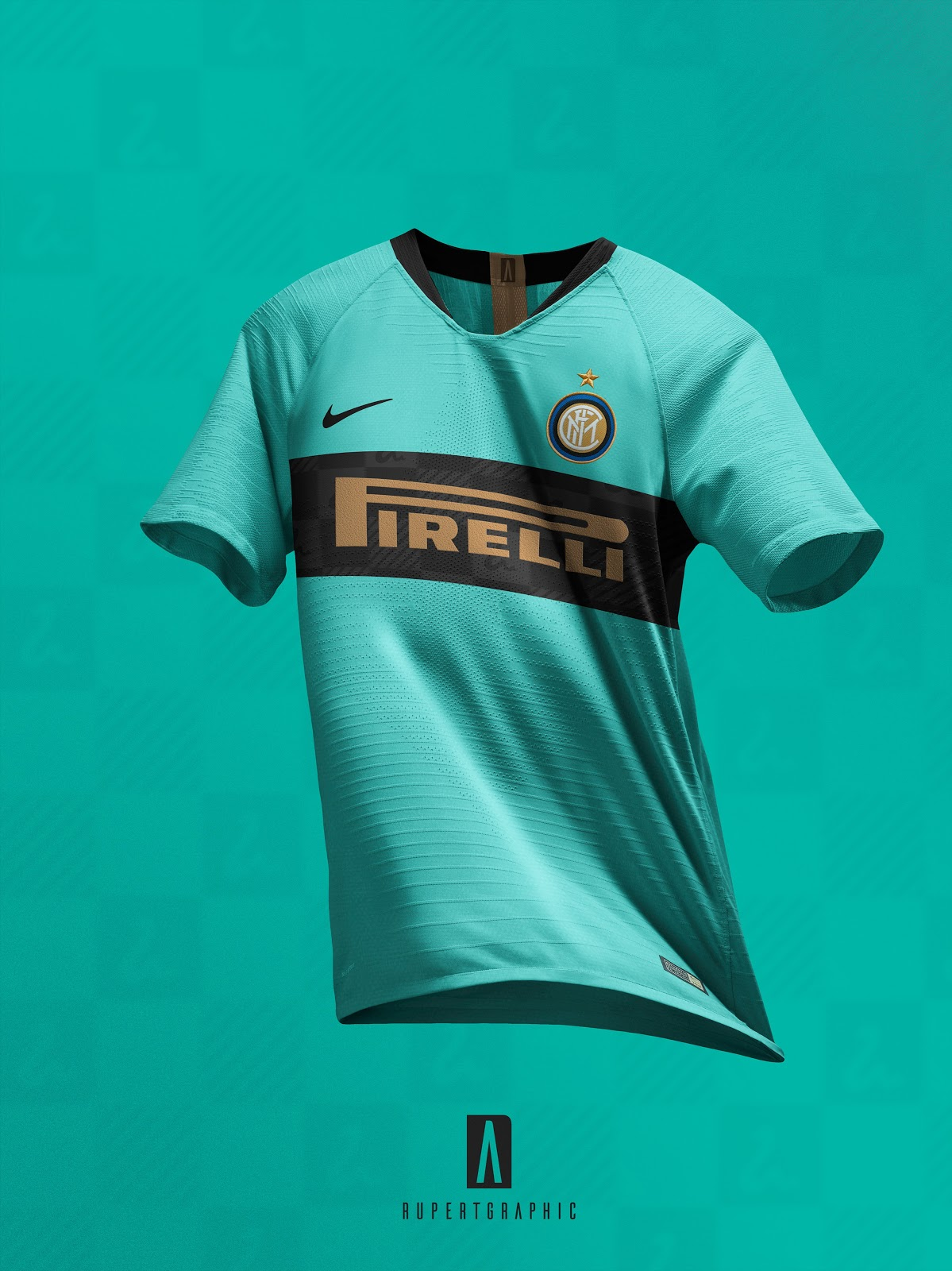 size 40 6a578 d5009 Nike Inter Milan 19-20 Away Kit Concept Based on Leaked Info ...