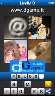 PACCHETTO 5 Soluzioni Trova la Parola - Foto Quiz con Immagini e Parole soluzione livello 9