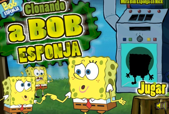 Bob esponja juegos