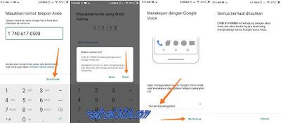Cara Menggunakan Google Voice