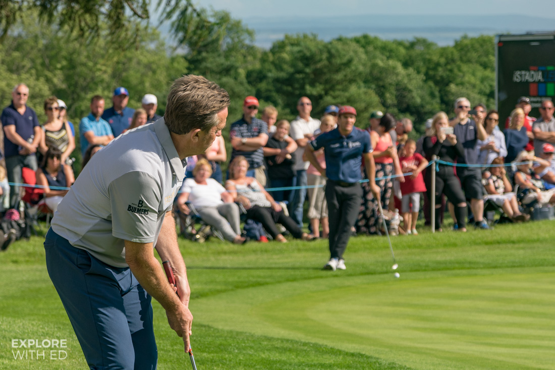 Bradley Walsh for Team England The Celebrity Cup 2017