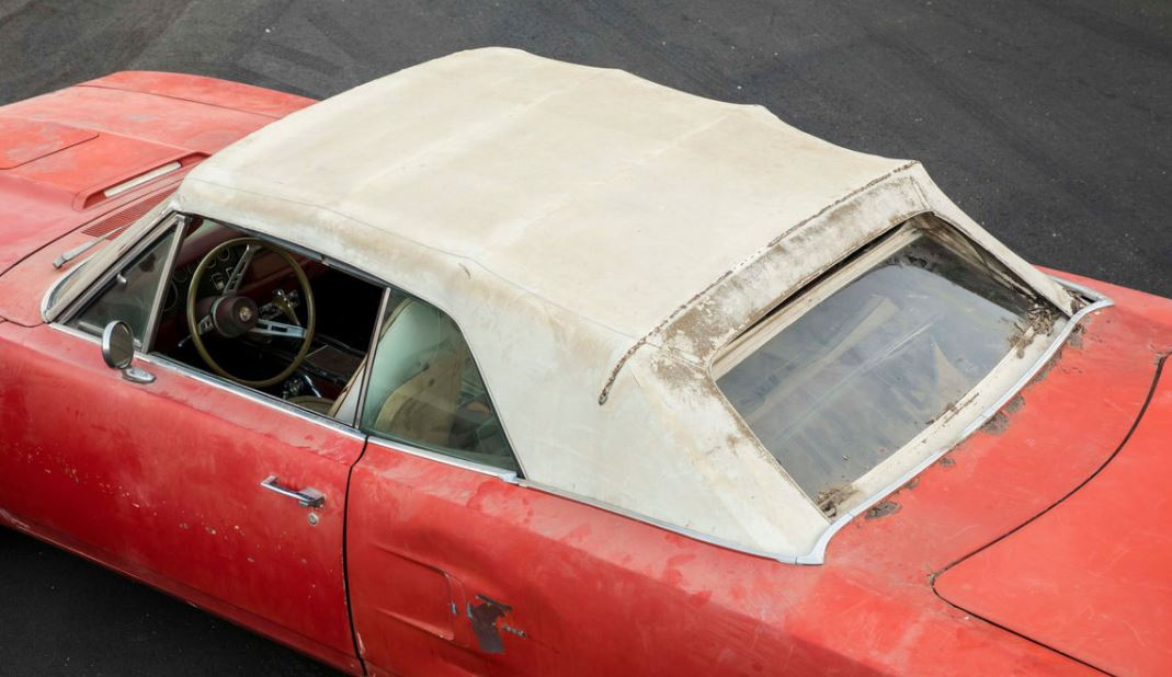 Stored For 30 Years Garage Find 1970 Plymouth Road Runner