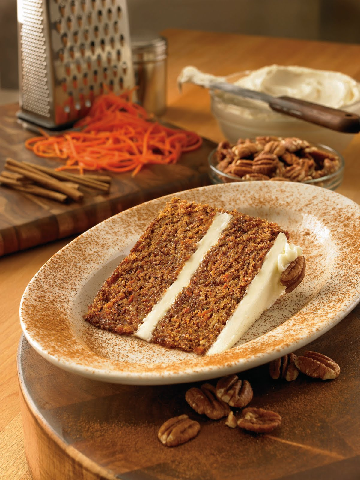Outback Carrot Cake Review