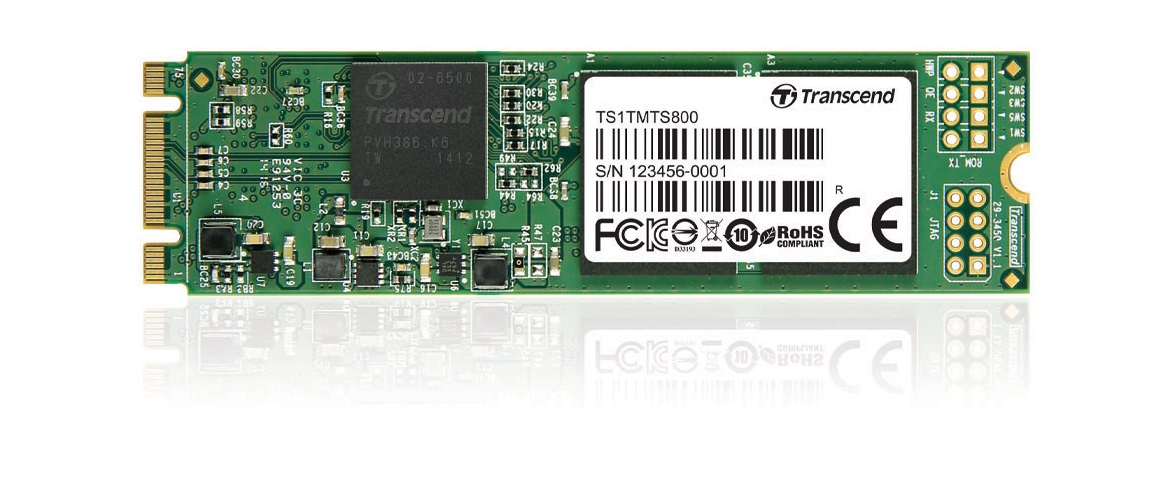 Transcend 1TB M.2 Solid State Drive