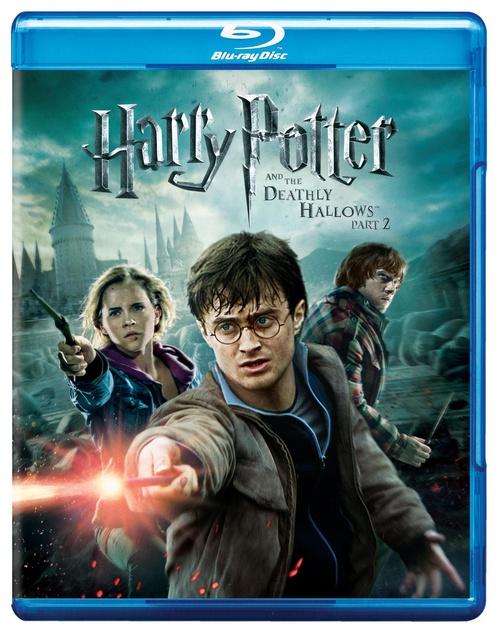 Harry Potter and the Deathly Hallows Part 2 2011 480p 350MB Blu-Ray Hindi Dubbed Dual Audio [Hindi - English] MKV