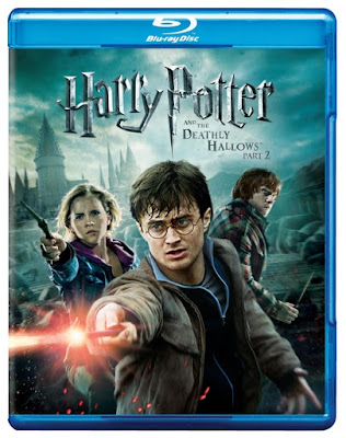 Harry Potter and the Deathly Hallows Part 2 2011 BRRip 720p Dual Audio 5.1 Hindi Dubbed