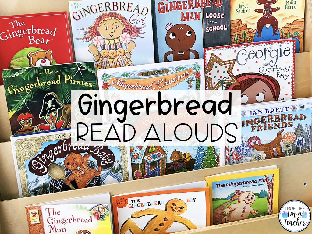 Gingerbread Books Your Students Will Love