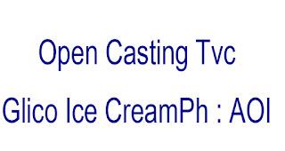 OpenCasting Tvc Glico Ice CreamPh : AOI  Shoot : 29 Mei 2017  Main Talent :              1 Cowok Usia 18-22th  Looks Premium Pan Asia / Indonesia Grade A  Kulit putih , Premium  Akting gaya2 trik sulap nya zach king... ( monggo cek di youtube video reference nya )  Costum : Harajuku style , Casual modern Stykish  Fee : 10jt  Media : Tvc Only     Supporting :  1 Cowok Usia 18-22th  Karakter Lucu ( Kribo , Kacamata , Culun dll )  Costum : Casual Modern Stylish.  Fee : 5jt Tvc only  1 Cwe Usia 18-22th  Cantik , Premium Looks , Pan Asia / Indonesia Grade A  Kulit putih...  Costum : Casual Modern Stylish  Fee : 5jt Tvc Only  1 Cwe Usia 18 -22th  Karakter Tomboy , Keriting  Cantik , Premium Looks  Costum : Casual Modern Stylish  Fee : 5jt Tvc Only  NOTE :  1. All talent blom pernah iklan ice cream sama sekali...  2. BAWA ice cream merk glico sendiri klo bisa yah  Casting Open :  Rabu 10 Mei s/d Minggu 14 Mei  Jam 11siang  - 7 mlm  @PH AOI  Jl. Benda No.8J, RT.11/RW.4, Cilandak Tim., Ps. Minggu, Kota Jakarta Selatan