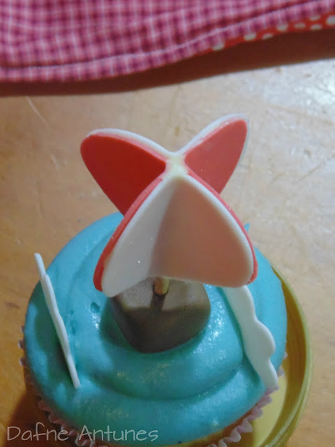 Como fazer cupcakes de balão