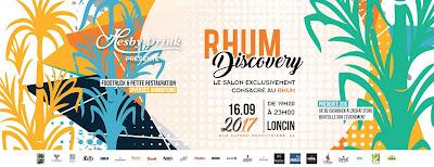 Rhum Discovery - folder