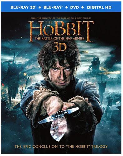 El Hobbit 3 La Batalla De Los Cinco Ejércitos 3D SBS Latino