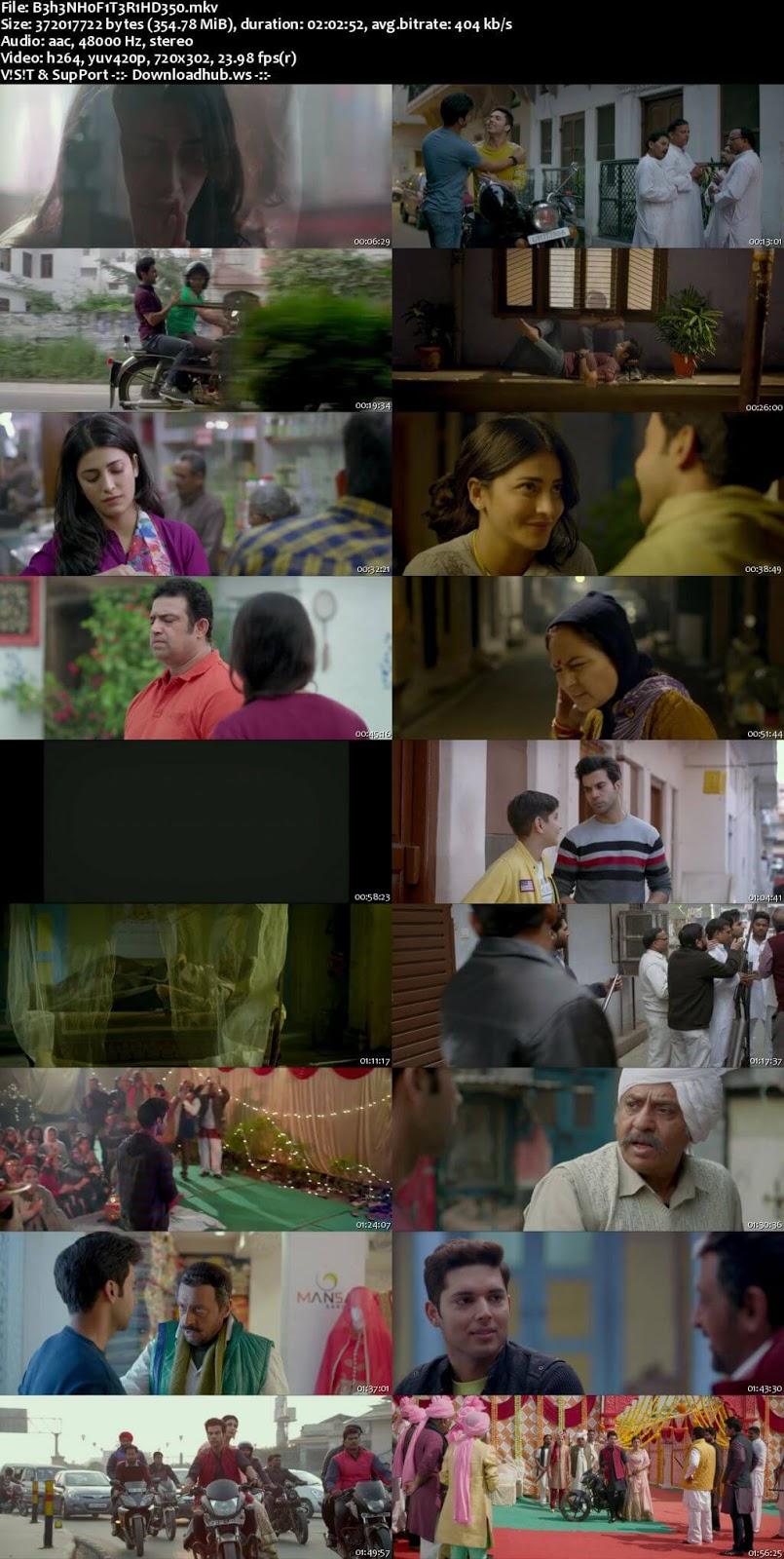 Behen Hogi Teri 2017 Hindi 480p HDRip