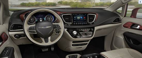 2017 Chrysler Pacifica Redesign