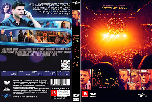 Capa DVD Na Balada [Exclusiva]