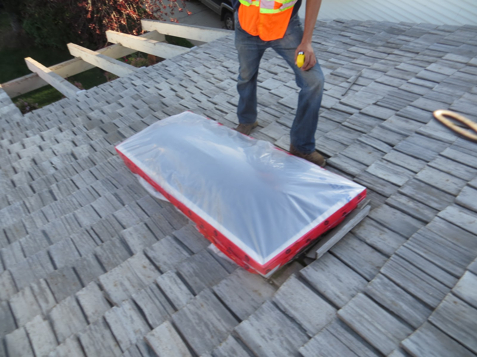 Calgary Skylight Repairs Calgary Hail Insurance Claims