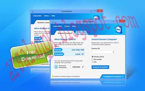 Download Free Registered Software & Games: Team Viewer 7