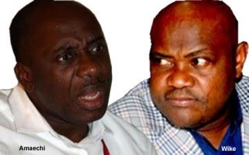 Wike behind Jonathan, Amaechi feud –PDP chief