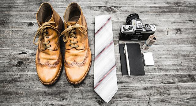 Model Sepatu Kulit Kekinian pria