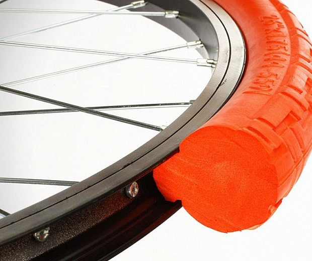 Unburstable Solid Bike Tyres