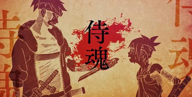 Creator Naruto , Masashi kishimoto Akan merilis Manga Terbarunya Samurai 8. Di 2019