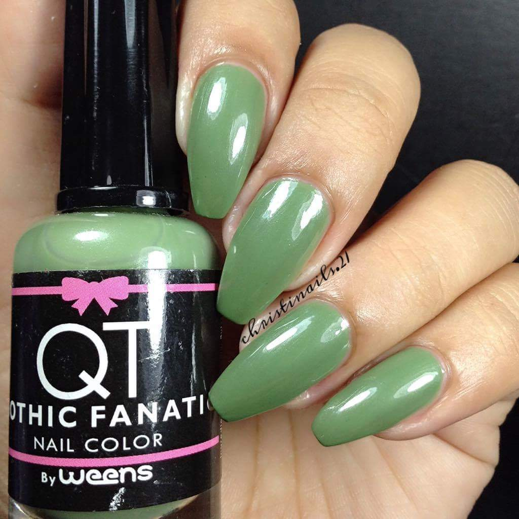 My nail art diary: QT Nail Color\'s Latest Shades swatches and reviews