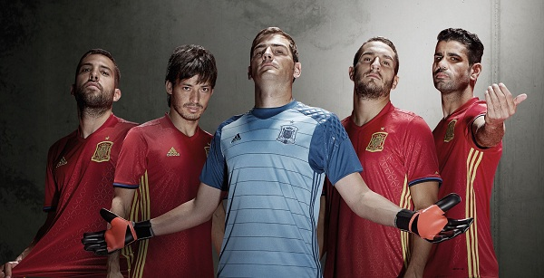 Jersey Home Spanyol