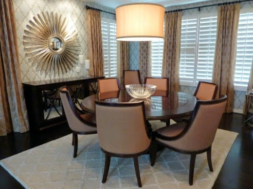 Dining rooms suitable for small spaces 5