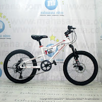 20 Inch Reebok Chameleon Spirit Pro Junior Mountain Bike