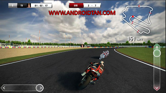 Fitur Game SBK16 Official Mobile Game Mod Apk