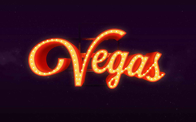 Vegas-Text-Effect
