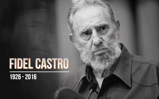 Chủ tịch Fidel Castro Qua đời ở tuổi 90