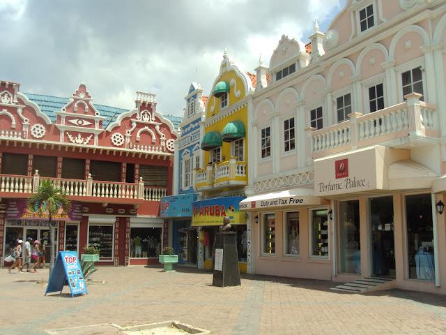 Centro de Oranjestad - Aruba