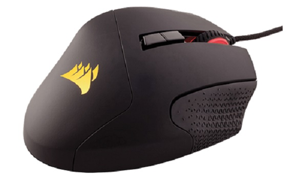 Review Mouse Gaming Corsair Scimitar MMO dan MOBA Super Keren