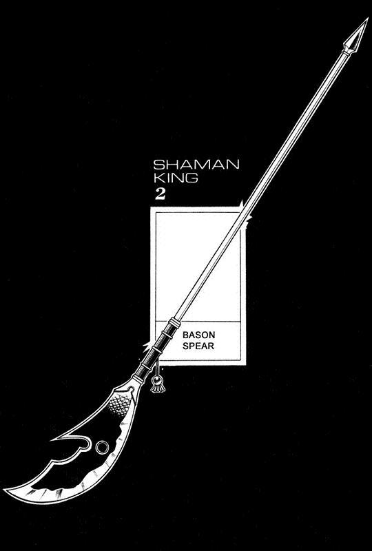 Shaman King [Vua pháp thuật] chap 17 trang 22